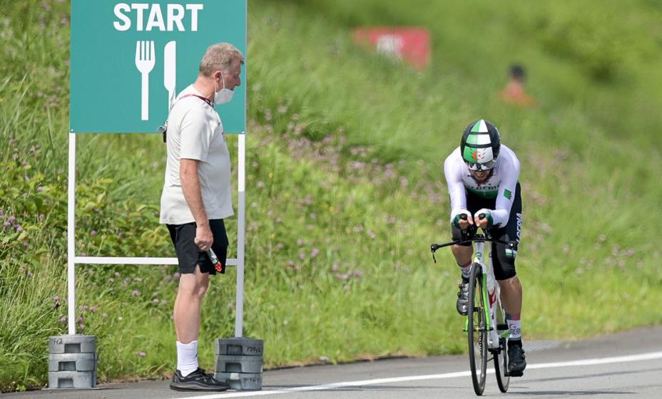 Главный тренер сборной Германии по велоспорту Патрик Мостер оскорбил представителей Алжира и Эритреи. Фото: Reuters
