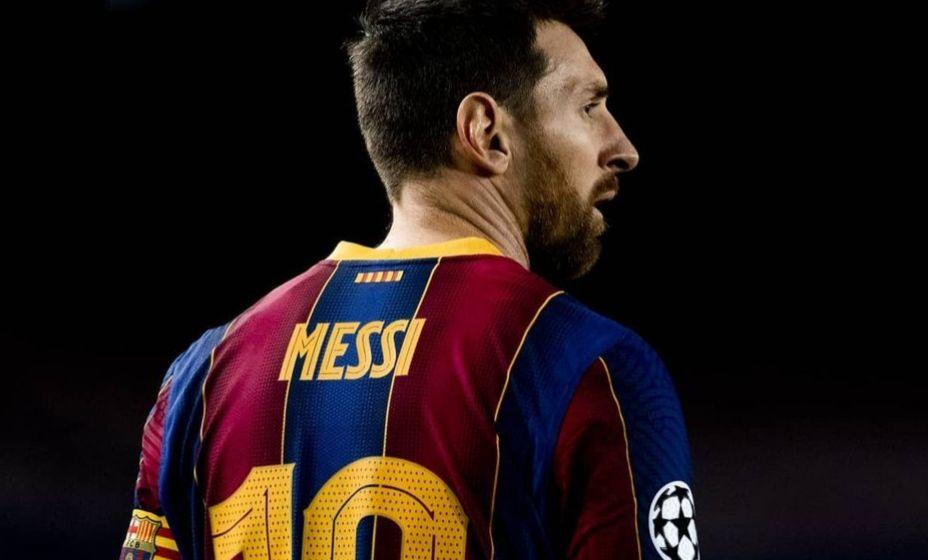 Вслед за Грилишем в «МанСити» может оказаться и Лионель Месси, который только-только расстался с «Барселоной». Фото: Global Look Press