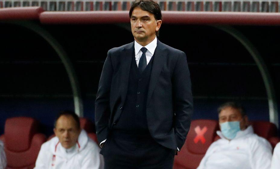 Главный тренер сборной Хорватии Златко Далич. фото: Reuters