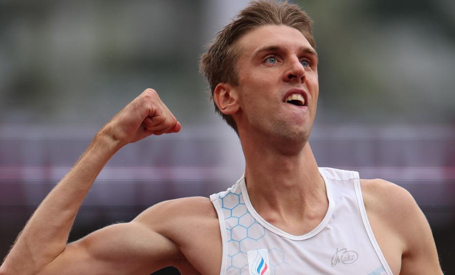 Легкоатлет Дмитрий Сафронов завоевал еще одну золотую медаль Игр-2020, погиб рекорд мира. Фото: Reuters
