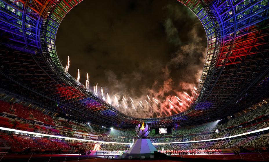 Паралимпийские игры в Токио объявлены закрытыми. Фото: Reuters